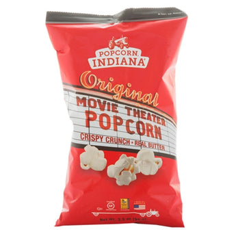 Movie Theatre Popcorn