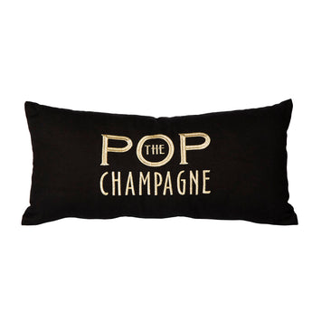 Champagne Pillow