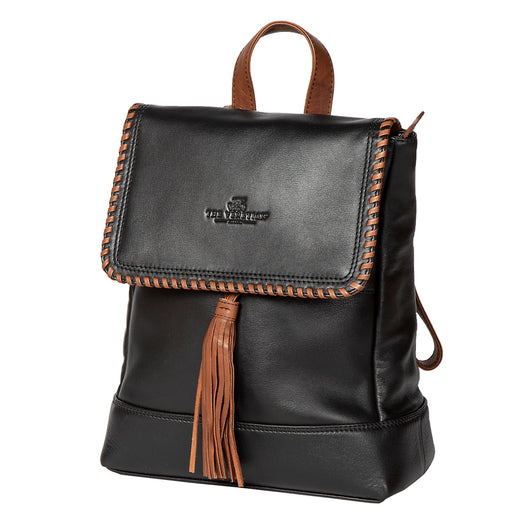 Venetian Leather Backpack