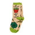 "Women's ""Whats up succa""  Socks"