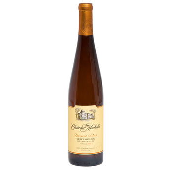 Chateau St Michelle Harvest select sweet Riesling