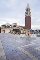 Doge palace terrace