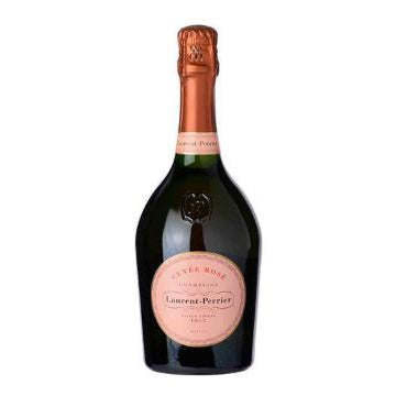 Cuvee Rose' Laurent- Perrier champagne