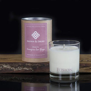 Fusion - Lemongrass and Nutmeg Candle