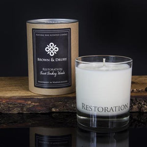 Restoration - Smoked Woodspice Candle