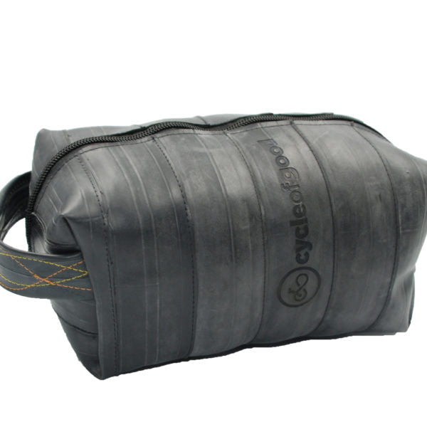 Recycled Inner Tube Wash Bag