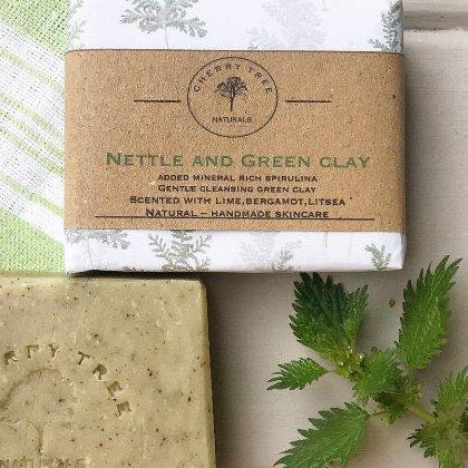 Nettle and Green Clay Soap