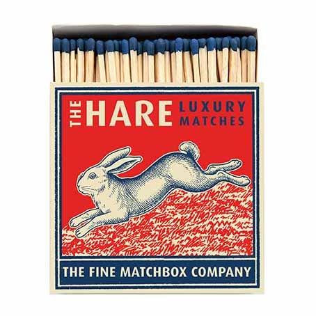 The Hare Luxury Matches