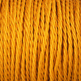 Twisted lighting cable - Celtic gold braided fabric