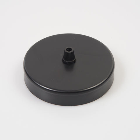 Ceiling Rose - Black