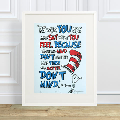 Dr. Seuss Say