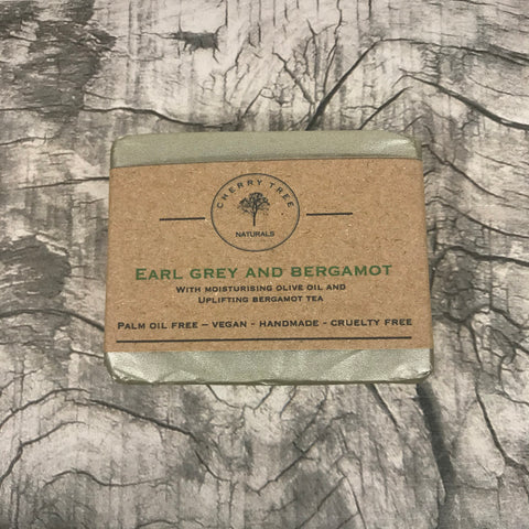 Earl Grey and Bergamot Soap
