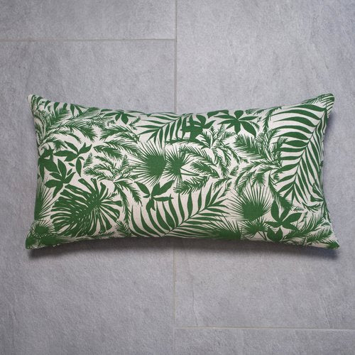 Olive / Botanical Cushion 30 x 60cm