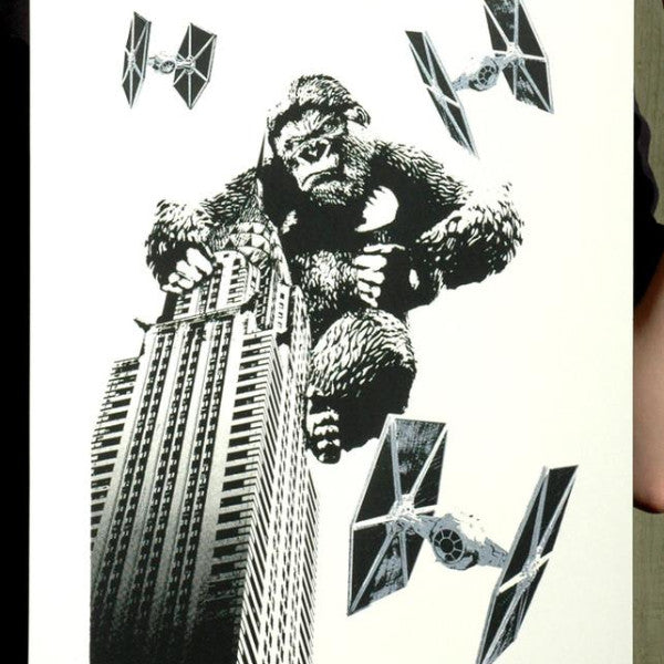 Kong Strikes Back