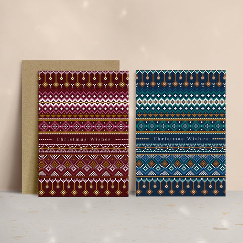 Christmas Jumper Cards - Pack of 10