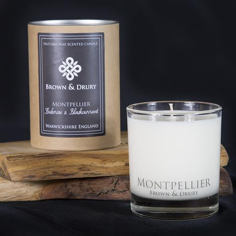 Montpellier - Tuberose & Blackcurrant Candle