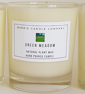 Green Meadow Scented Candle