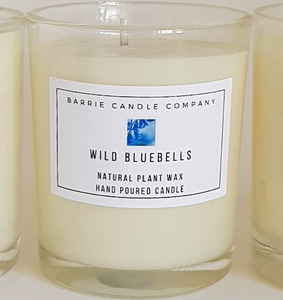 Wild Bluebells Scented Candle