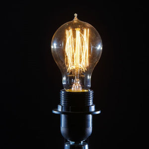 Bulbs - Traditional Filament William Francis B22 Round