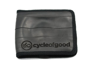 Recycled Inner Tube Wallet