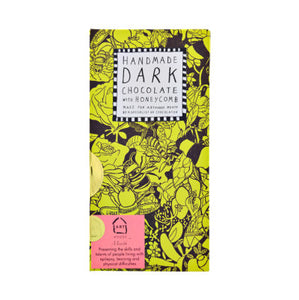 Bee lovely Handmade Dark Chocolate with Honeycomb