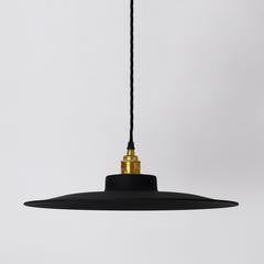 Large Flat Lampshade