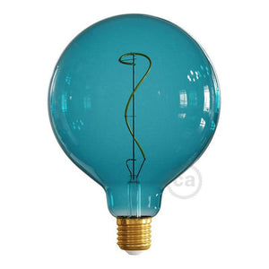 Ocean blue light bulb, vine filament, 4W E27 Dimmable