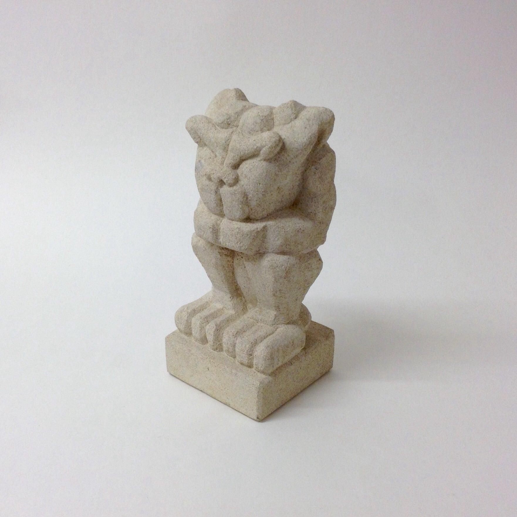 Large Grotesque / Gargoyle Bookend