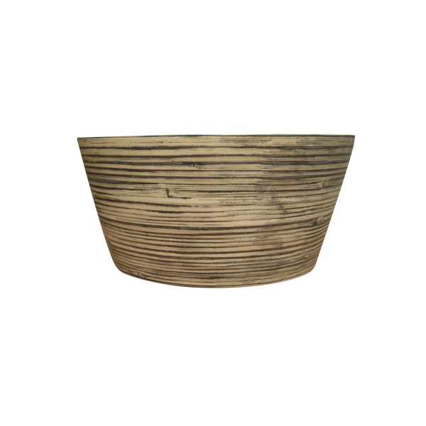 Fairtrade bamboo salad bowls
