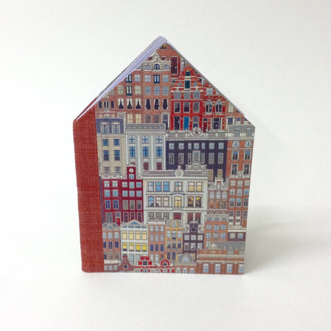 House Shaped Notebook