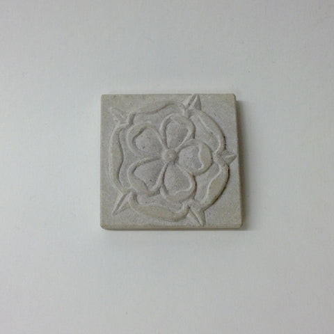 Yorkshire Rose wall plaque