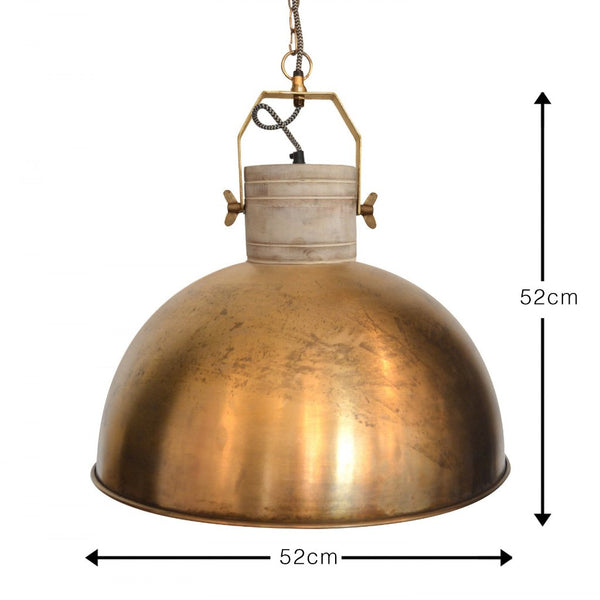 Large Dome Pendant shade