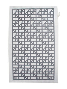 New Maze Pattern Tea Towel