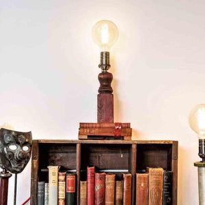 Red book reading lamp (political economy book)
