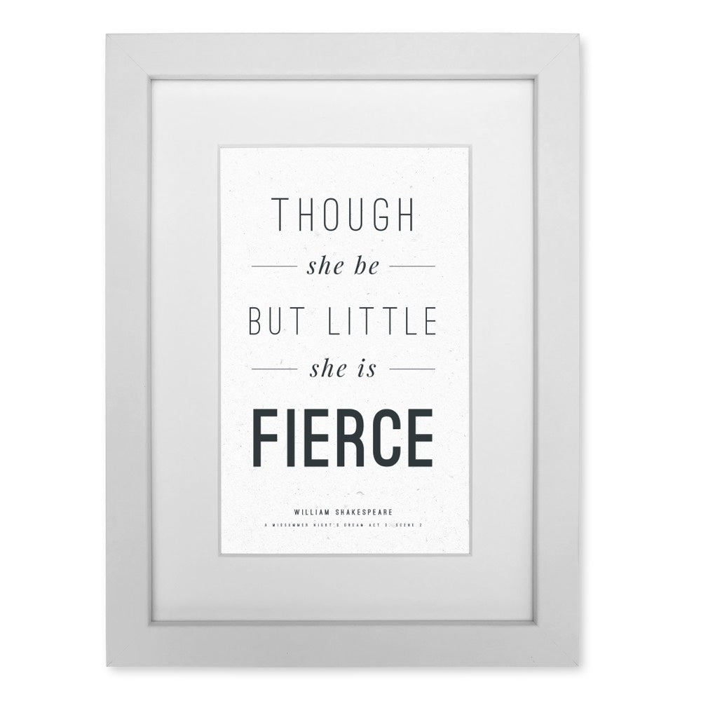 Talesmith-Little and Fierce