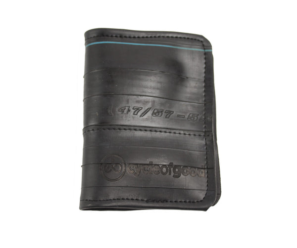 Recycled Inner Tube Slimline Wallet