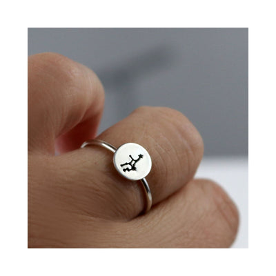 Zodiac Constellation Rings-Womens-LittleGreenRoomJewelry-LittleGreenRoomJewelry