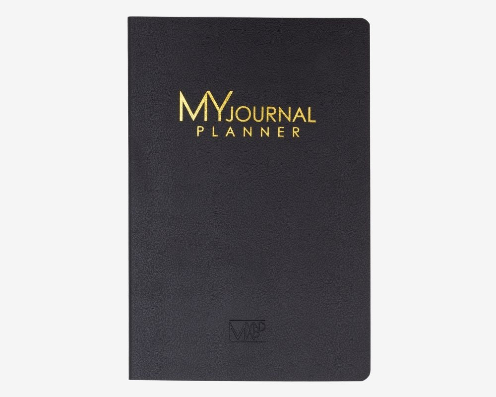 MY Journal Planner - Black
