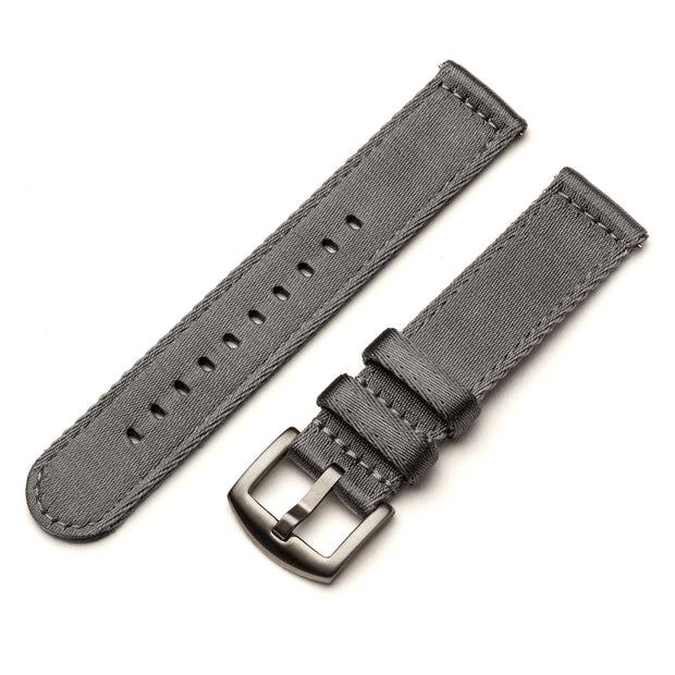 Seat Belt Nylon Quick Release | Grey