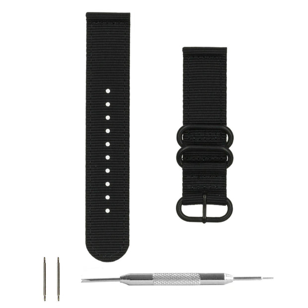 black-pvd-ballistic-nylon-2-piece-zulu-watchband