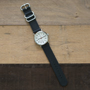 black-oiled-leather-2-piece-zulu-watchband-on-watch