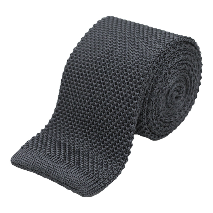 silk-knit-tie-gray