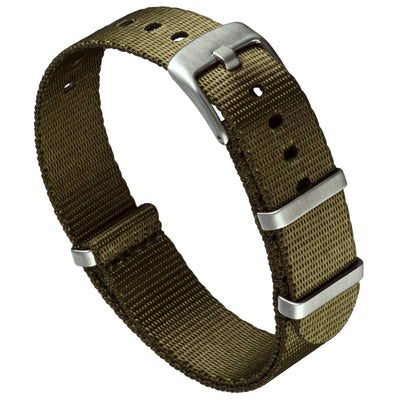Seat Belt Nylon NATO | Army Green