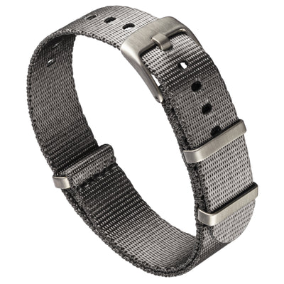 Seat Belt Nylon NATO | Grey