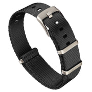 Seat Belt Nylon NATO | Black