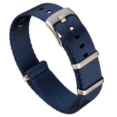 Seat Belt Nylon NATO | Navy Blue