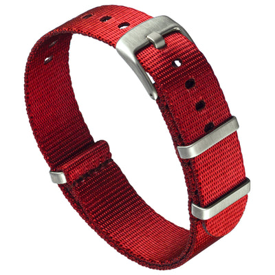 Seat Belt Nylon NATO | Red