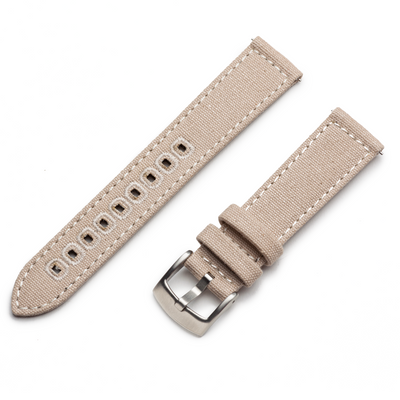 Canvas Quick Release | Khaki Tan