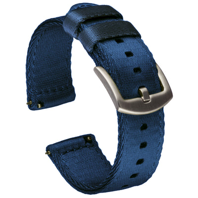 Seat Belt Nylon Quick Release | Navy Blue