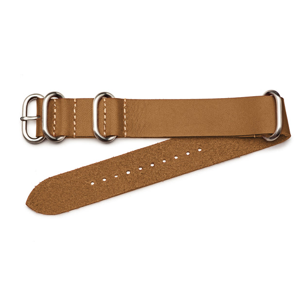 Oiled Leather Zulu | Sand